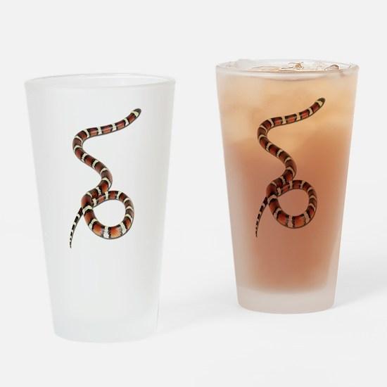 Milk Snake Photo Pint Glass
