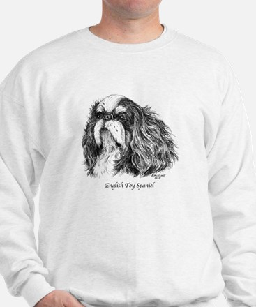 English Toy Spaniel Sweatshirt