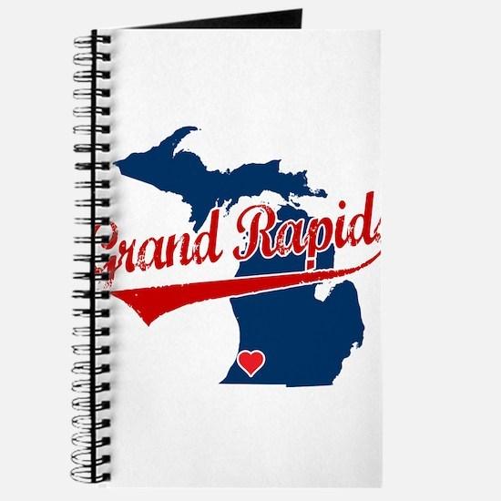 Grand Rapids, where the heart Journal