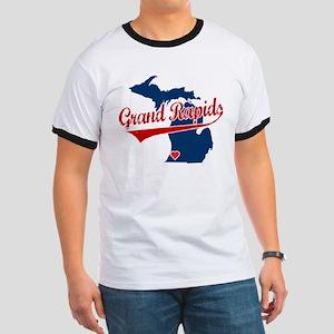 Grand Rapids, where the heart Ringer T