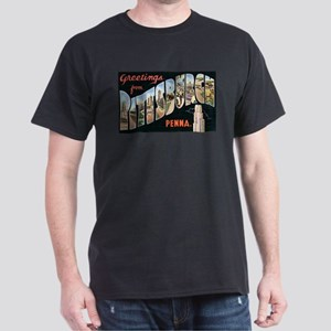 Pittsburgh Black T-Shirt