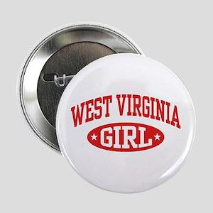 """West Virginia Girl 2.25"""" Button"""
