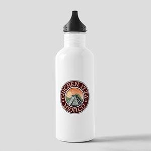 Chichen Itza Stainless Water Bottle 1.0L