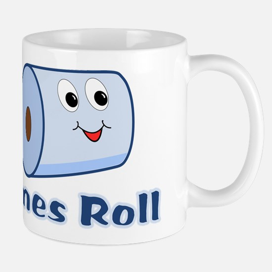 Let The Good Times Roll Mug