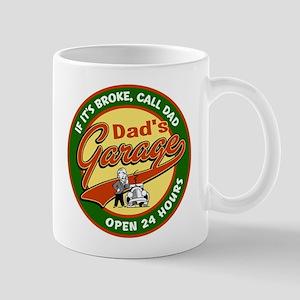 Dad's Garage Mug