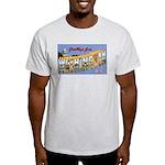 Washington D.C.  Ash Grey T-Shirt