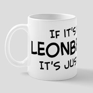 If it's not a Leonberger Mug