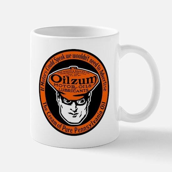 Oilzum Motor Oil Mug