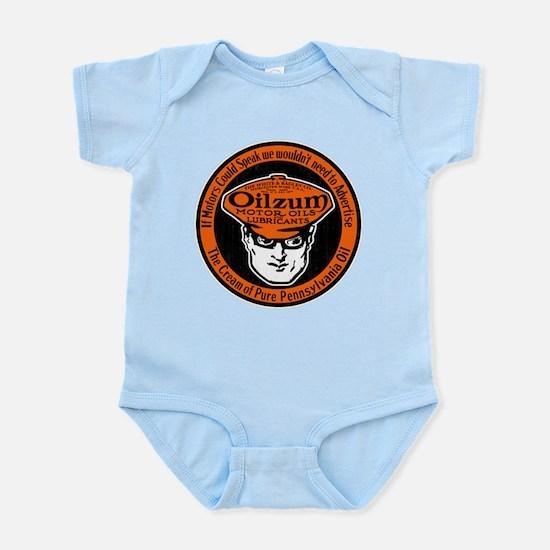 Oilzum Motor Oil Infant Bodysuit