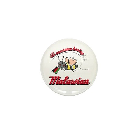Awesome Being Malawian Mini Button (10 pack)