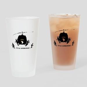 101st AIRBORNE Pint Glass