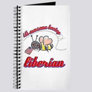 Awesome Being Liberian Journal