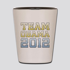 Team Obama 2012 Shot Glass