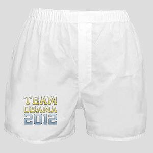 Team Obama 2012 Boxer Shorts