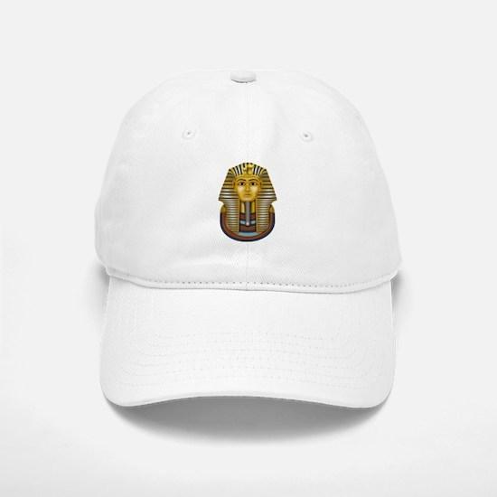 King Tut's Golden Mask Baseball Baseball Cap