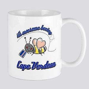 Awesome Being Cape Verdean Mug