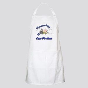 Awesome Being Cape Verdean Apron