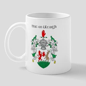 McNulty Coat of Arms Mug