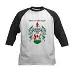 McNulty Coat of Arms Kids Baseball Jersey