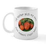 Legal Picking Mug