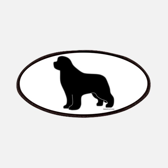 Newfoundland Silhouette Patches