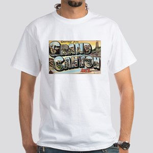Grand Canyon White T-Shirt