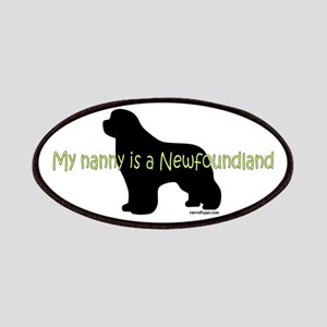 Nanny Newf Patches