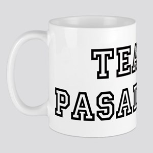 Team Pasadena Mug