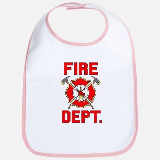 Fire Department - Bib