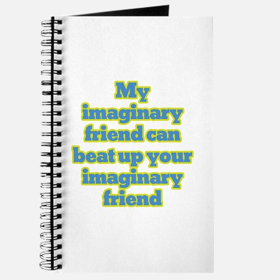 My Imaginary Friend Journal