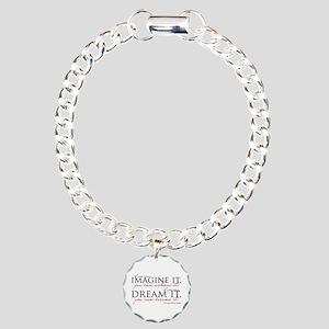 William Arthur Ward Charm Bracelet, One Charm