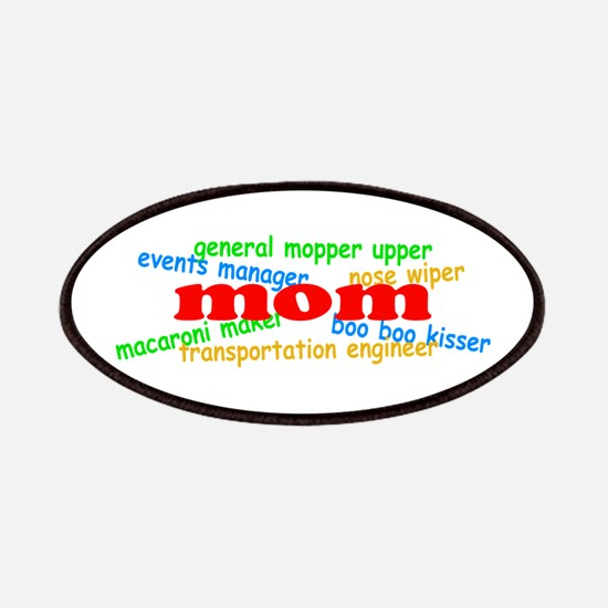 Supermom Patches