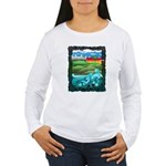 Celtic Castle Tor Women's Long Sleeve T-Shirt
