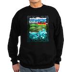 Celtic Castle Tor Sweatshirt (dark)