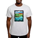 Celtic Castle Tor Light T-Shirt