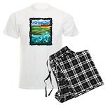 Celtic Castle Tor Men's Light Pajamas