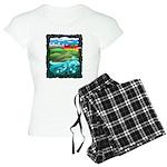 Celtic Castle Tor Women's Light Pajamas