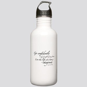 Henry David Thoreau Stainless Water Bottle 1.0L