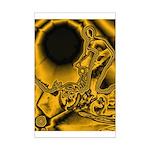 WillieBMX Radiate Mini Poster Print