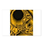 WillieBMX Radiate Postcards (Package of 8)
