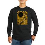 WillieBMX Radiate Long Sleeve Dark T-Shirt