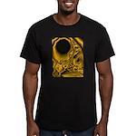 WillieBMX Radiate Men's Fitted T-Shirt (dark)