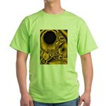 WillieBMX Radiate Green T-Shirt