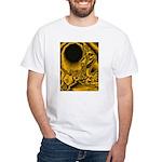 WillieBMX Radiate White T-Shirt