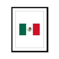 Mexico Framed Panel Print