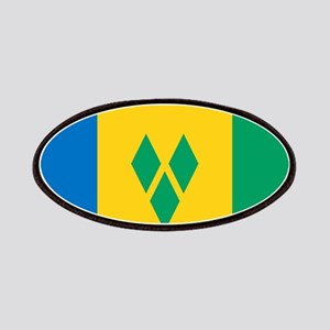 Saint Vincent and the Grenadi Patches