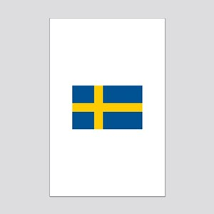 Sweden Mini Poster Print