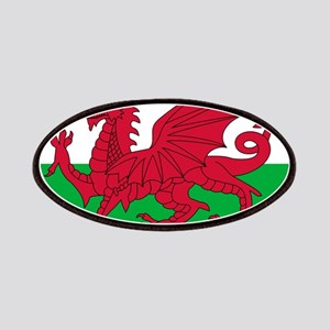 Wales Patches