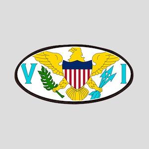 U.S. Virgin Islands Patches