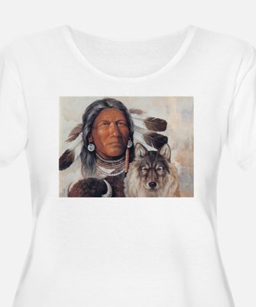 Cute Native american T-Shirt